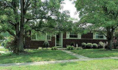 Delhi Twp Single Family Home For Sale: 456 Morrvue Drive