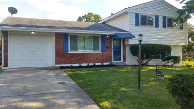Colerain Twp Single Family Home For Sale: 2387 Antares Court
