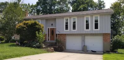 Delhi Twp Single Family Home For Sale: 1159 Hickorylake Drive