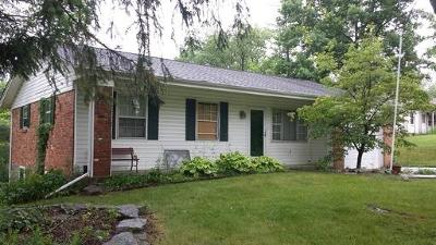 West Chester Single Family Home For Sale: 8509 Ashwood Drive