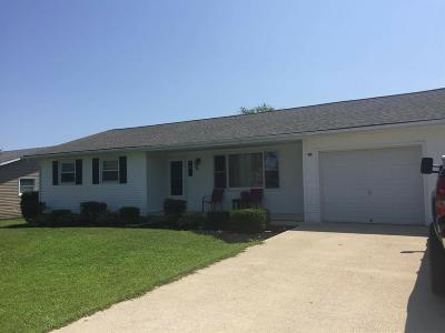 West Union OH Single Family Home For Sale: $89,900