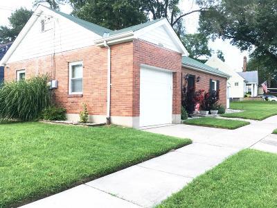 Single Family Home For Sale: 6206 Elder Street
