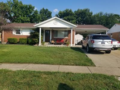 Fairfield Single Family Home For Sale: 6526 Canastota Drive