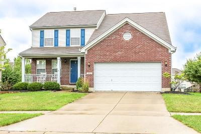 Single Family Home For Sale: 7855 Summerlin Boulevard