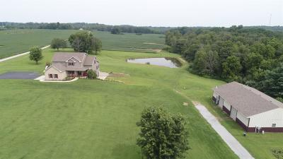 Liberty Twp Single Family Home For Sale: 5951 Riber Road