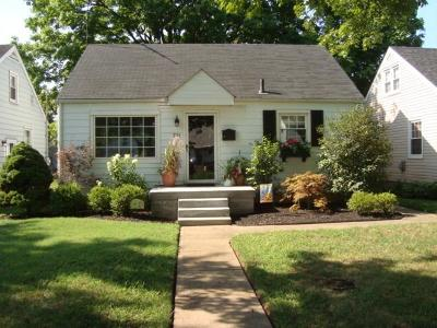 Hamilton Single Family Home For Sale: 771 Bishop Avenue