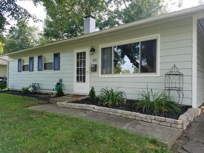 Single Family Home For Sale: 205 Tuscarora Drive