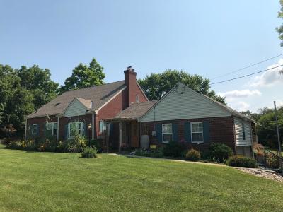 Single Family Home For Sale: 12134 Kenn Road