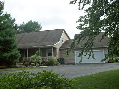 Single Family Home For Sale: 649 Settlemyre Road