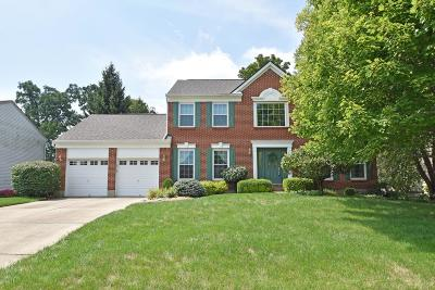 Single Family Home For Sale: 5700 Wildflower Court