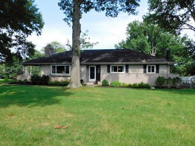 Single Family Home For Sale: 7301 Mar Del Drive