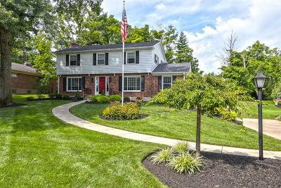 Delhi Twp Single Family Home For Sale: 1183 Pineknot Drive