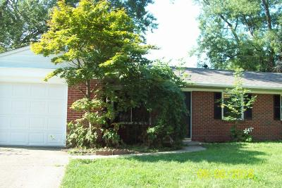 Mason Single Family Home For Sale: 1465 Broadview Court