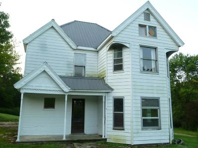 Scott Twp OH Single Family Home For Sale: $99,500