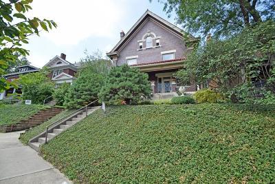 Cincinnati Single Family Home For Sale: 3425 Brookline Avenue