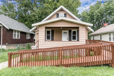 Cincinnati OH Single Family Home For Sale: $65,000