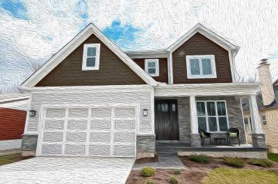 Blue Ash OH Single Family Home For Sale: $549,000
