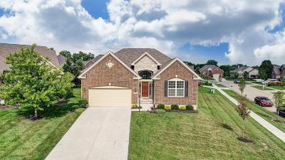 Fairfield Single Family Home For Sale: 3170 Schaffers Run Court
