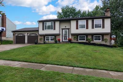 Fairfield Single Family Home For Sale: 5609 Venus Lane