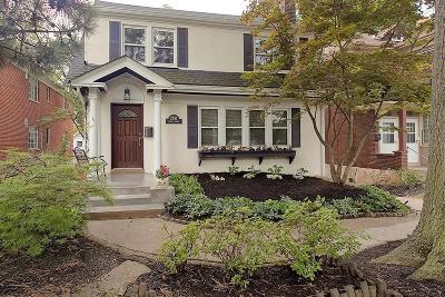 Cincinnati Single Family Home For Sale: 2891 Ziegle Avenue