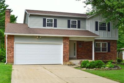 Single Family Home For Sale: 3368 Cherry Hill Drive
