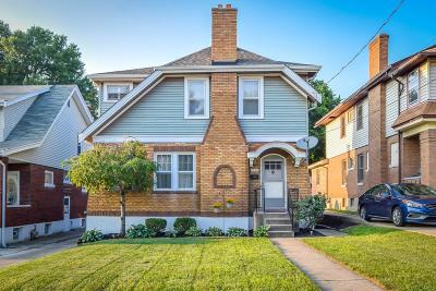 Norwood Single Family Home For Sale: 2240 Drex Avenue