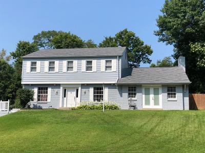 Single Family Home For Sale: 8645 Sturbridge Drive