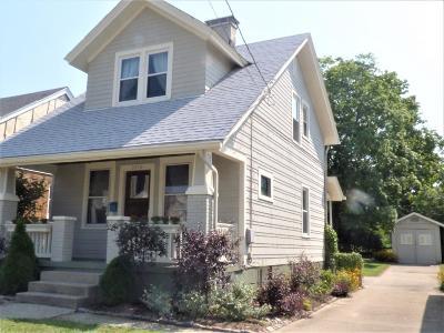 Cheviot Single Family Home For Sale: 3910 Taft Avenue
