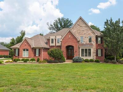 Single Family Home For Sale: 8126 Deer Path Lane