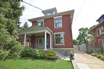Cincinnati Single Family Home For Sale: 3436 Cornell Place