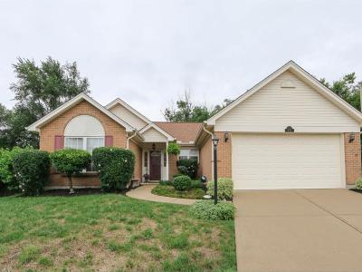 Single Family Home For Sale: 6032 Winton Meadows Court
