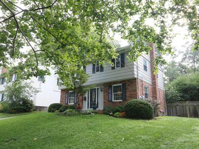 Single Family Home For Sale: 3902 Pocahontas Avenue