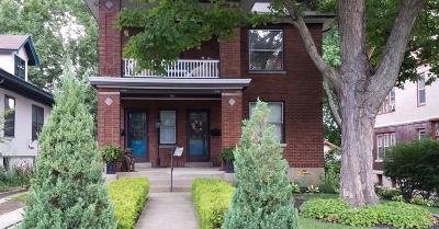 Cincinnati Multi Family Home For Sale: 1343 Duncan Avenue