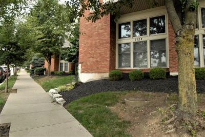 Cincinnati Condo/Townhouse For Sale: 2122 Gilbert Avenue #B