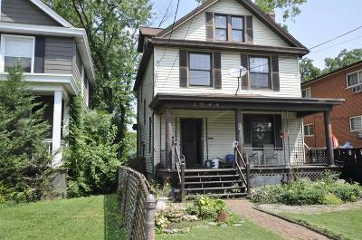 Norwood Single Family Home For Sale: 1944 Lexington Avenue