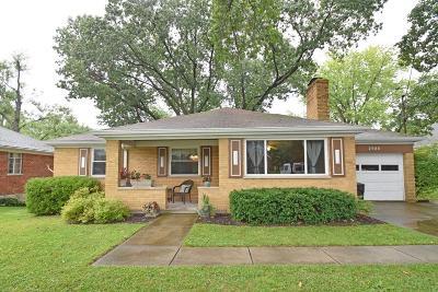 Cincinnati OH Single Family Home For Sale: $130,000
