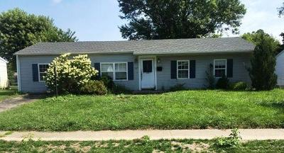Harrison OH Single Family Home For Sale: $44,000