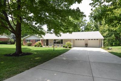 West Chester Single Family Home For Sale: 8597 Ridgecrest Drive