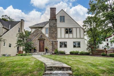Cincinnati Single Family Home For Sale: 1302 Parkridge Place