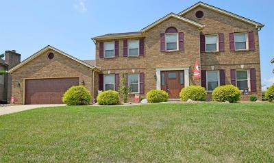Single Family Home For Sale: 5869 Megan Drive