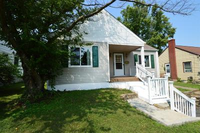 Green Twp Single Family Home For Sale: 5630 Karen Avenue