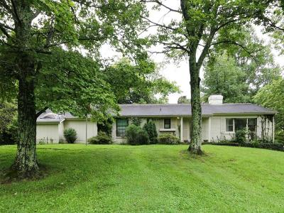 Indian Hill Single Family Home For Sale: 7750 Blome Road