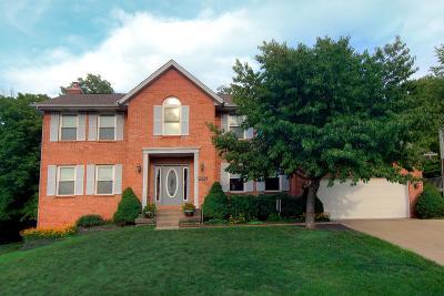 Fairfield Single Family Home For Sale: 4210 Bennett Drive