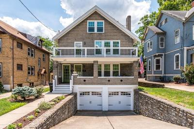 Cincinnati Multi Family Home For Sale: 2975 Springer Avenue