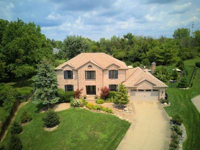 West Chester Single Family Home For Sale: 5820 Zaring Drive