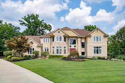 Single Family Home For Sale: 305 Hawkinsridge Lane
