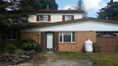 Highland County Single Family Home For Sale: 6254 Lucas Lane