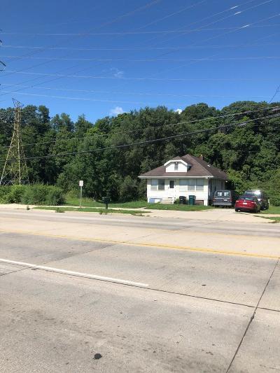 Cincinnati Single Family Home For Sale: 4010 Red Bank