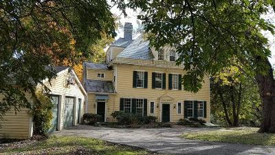 Hamilton County Single Family Home For Sale: 3593 Linwood Avenue