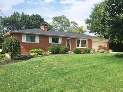 West Chester Single Family Home For Sale: 7360 Birchwood Drive